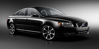 volvo s80 d5 executive geartronic car specs