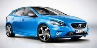 volvo v40 d3 r-design geartronic car specs