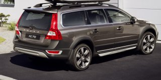 volvo xc70 d5 awd excel geartronic 2012-7 - Car Specs - Volvo XC70 Specifications - Information ...